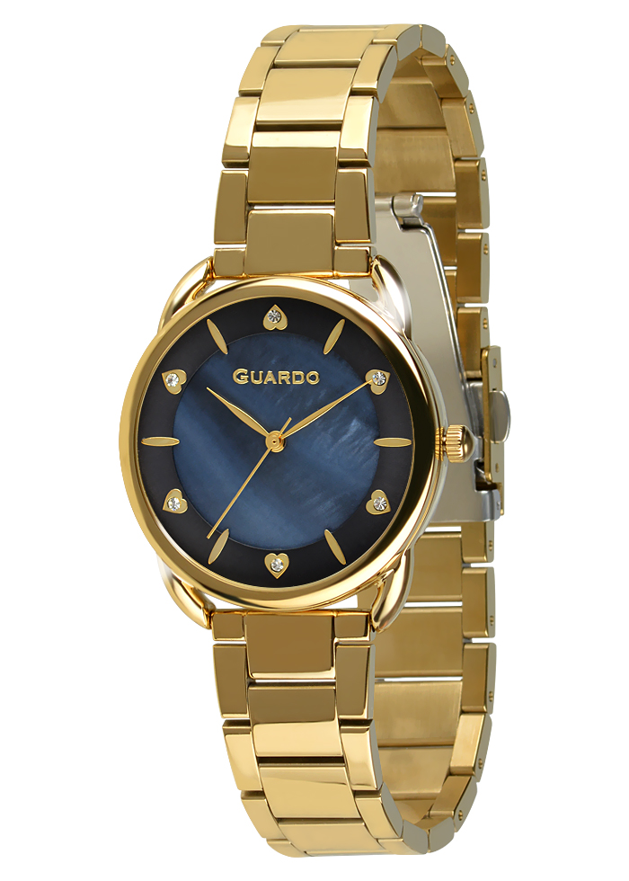 Damenuhren Guardo Premium 011148-4