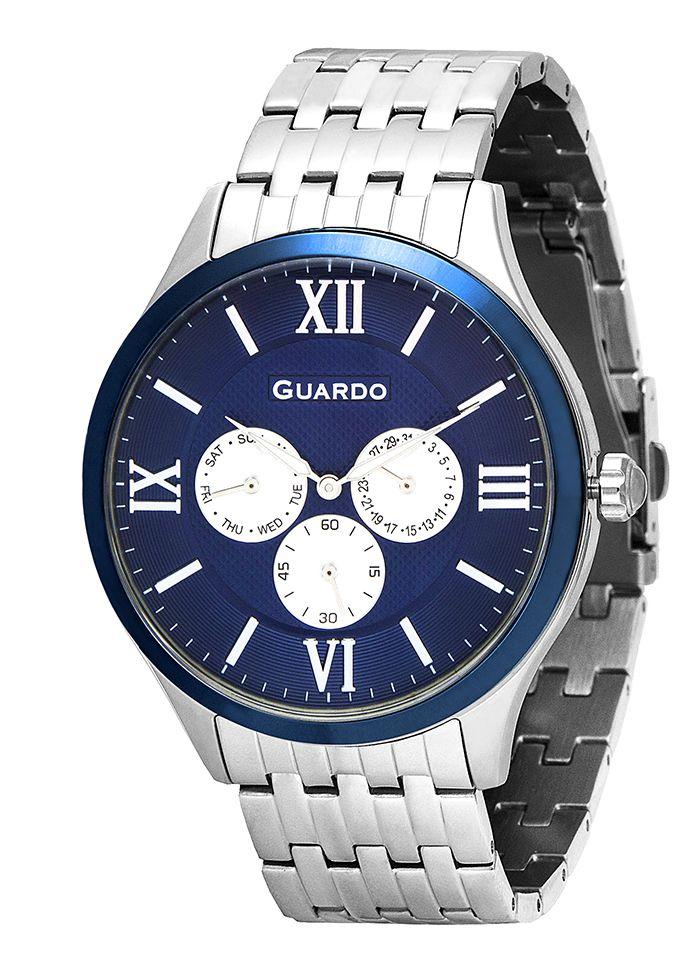 Herrenuhren Guardo Premium 11165-3
