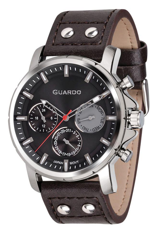 Herrenuhren Guardo Premium 11214-2