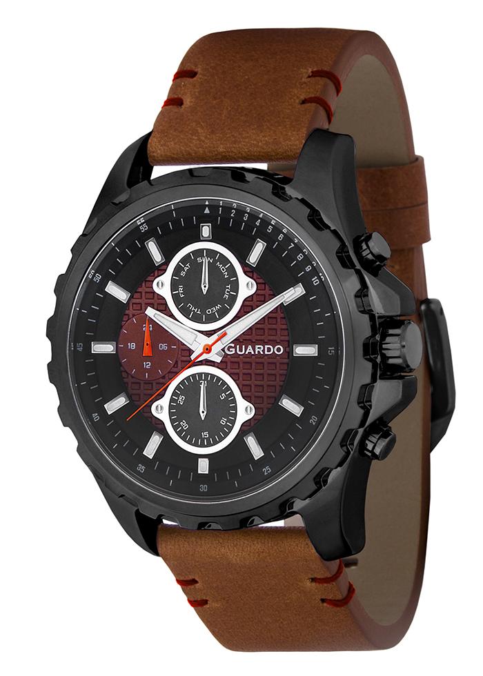 Herrenuhren Guardo Premium 11252-4
