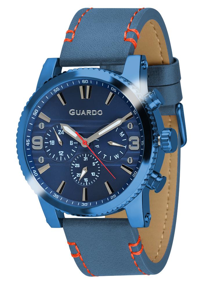 Herrenuhren Guardo Premium 011401-6