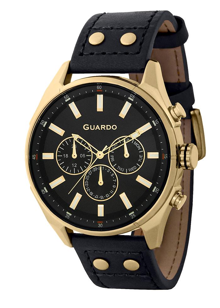 Herrenuhren Guardo Premium 11453-4