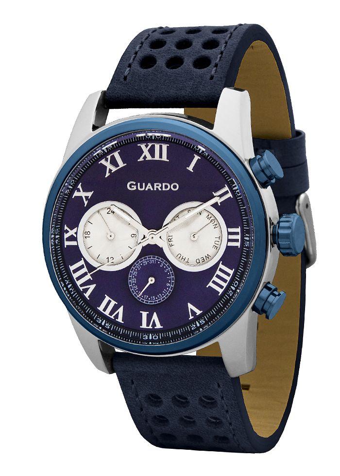 Herrenuhren Guardo Premium 11679-3