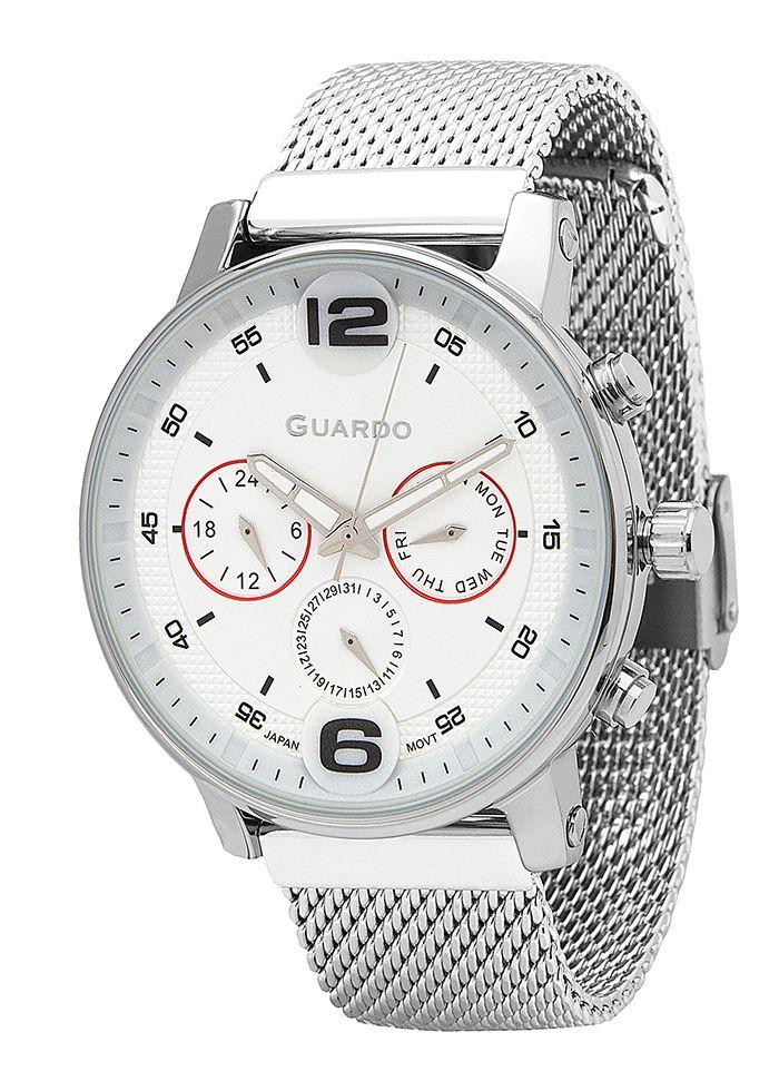 Herrenuhren Guardo Premium 12432(2)-1