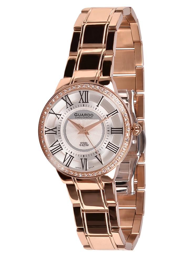 Damenuhren Guardo Luxury S1248-4
