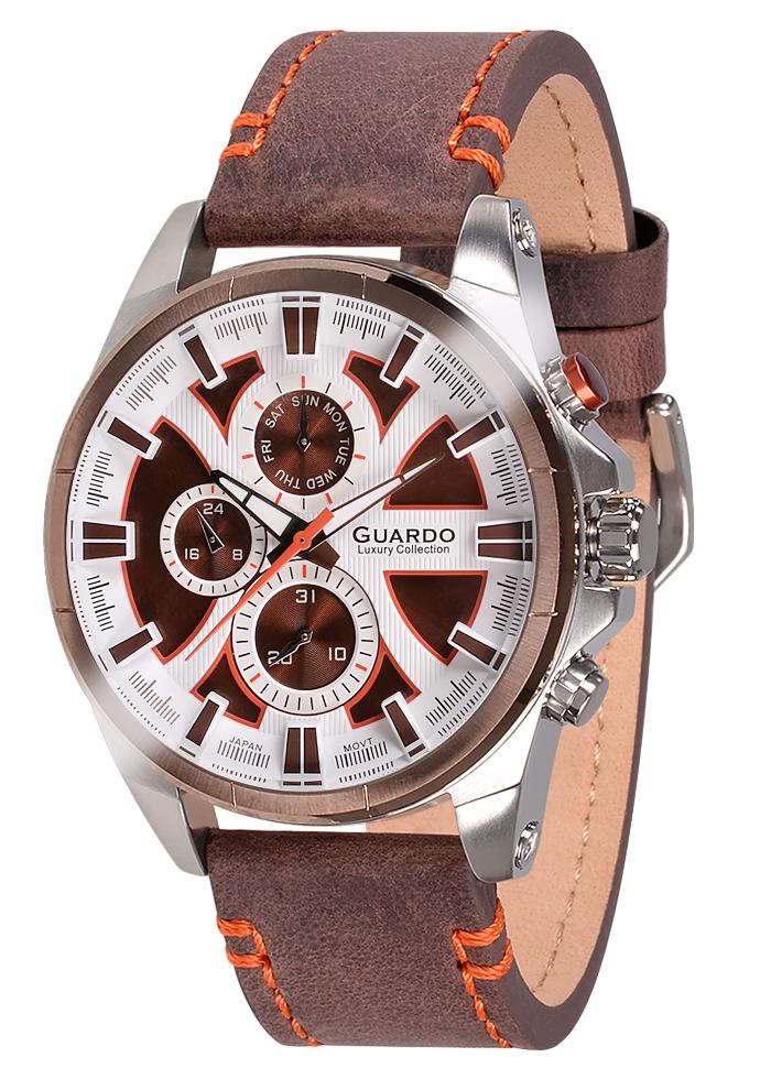 Herrenuhren Guardo Luxury S1631-3