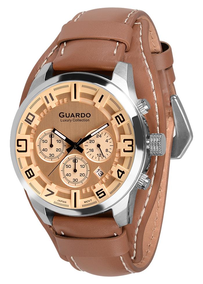 Herrenuhren Guardo Luxury S1740-3