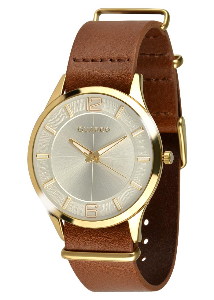 Męski zegarek Guardo Premium 010444-4