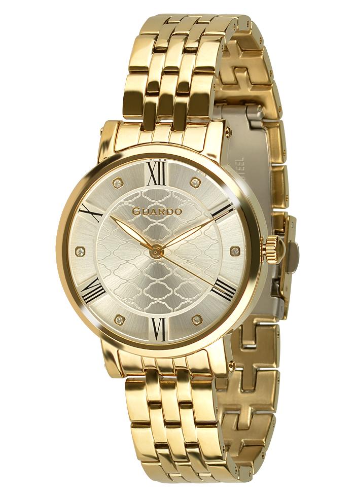 Damski zegarek Guardo Premium 011265M(1)-4