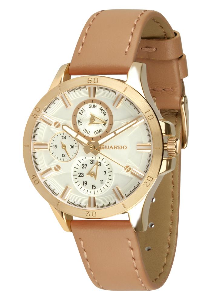 Damski zegarek Guardo Premium 011407-4