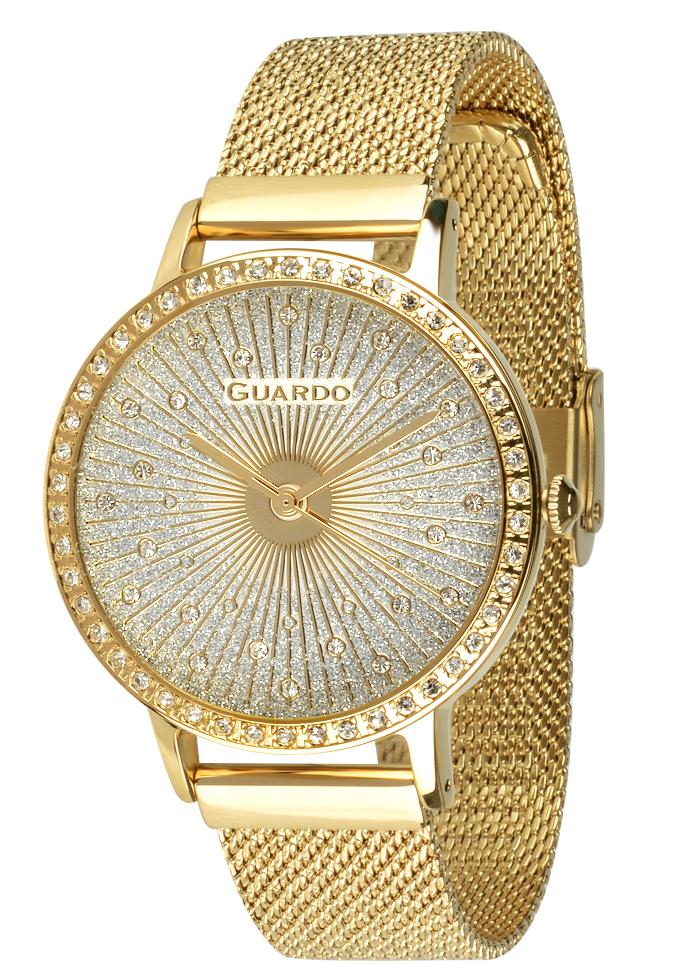Damski zegarek Guardo Premium 011626-3