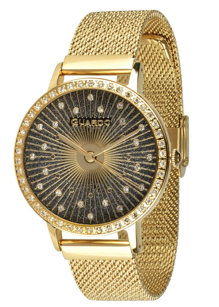 Damski zegarek Guardo Premium 011626-5