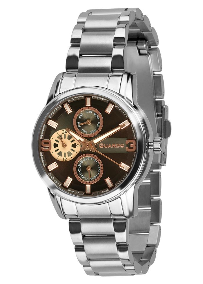 Damski zegarek Guardo Premium 011944-3