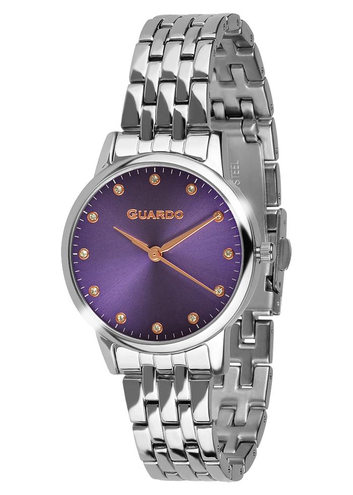 Damski zegarek Guardo Premium 011961-3