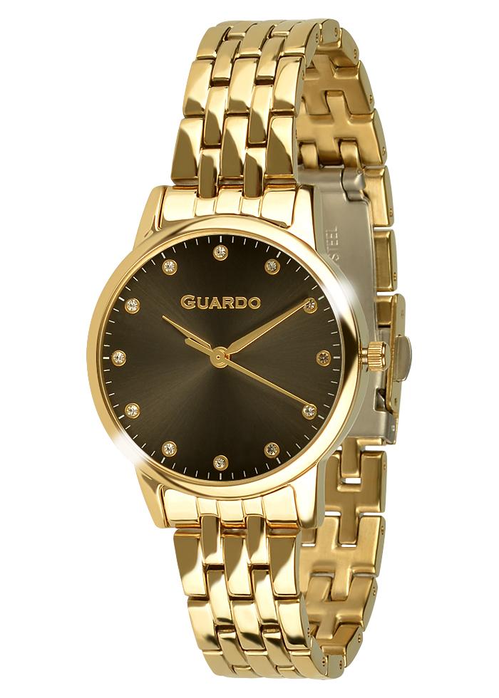 Damski zegarek Guardo Premium 011961-4