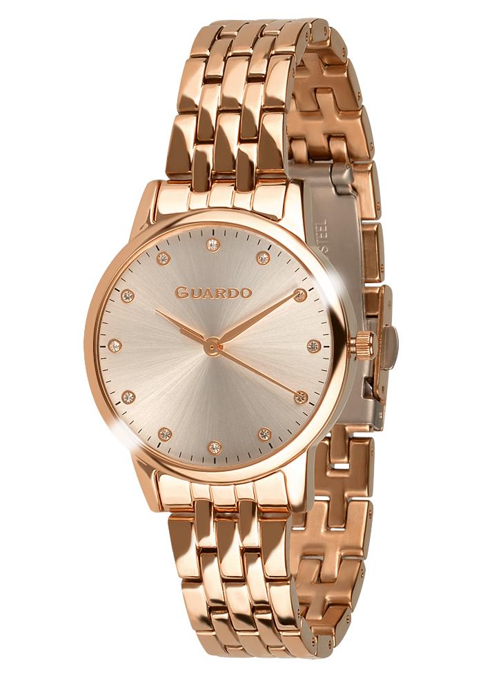 Damski zegarek Guardo Premium 011961-6