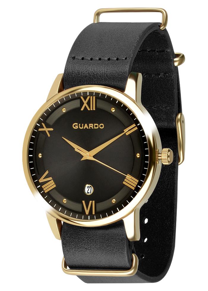 Męski zegarek Guardo Premium 011994-4