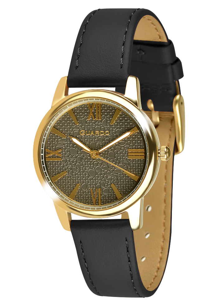 Damski zegarek Guardo Premium 012225-4
