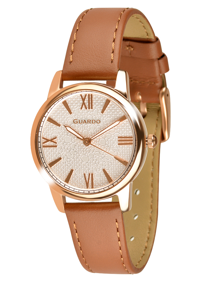 Damski zegarek Guardo Premium 012225-5