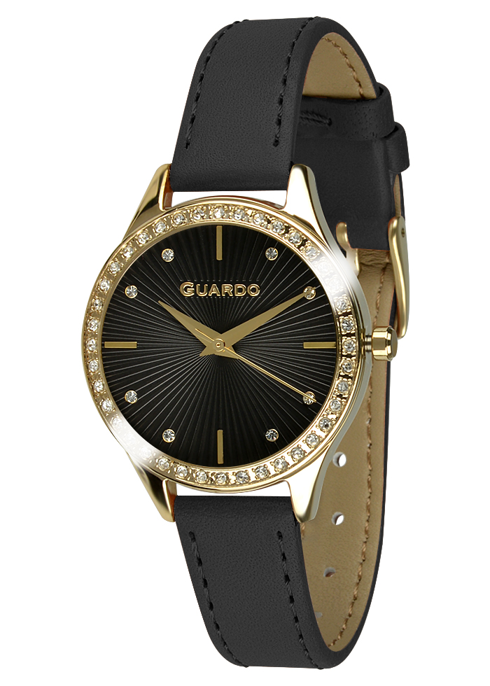 Damski zegarek Guardo Premium 012241-4