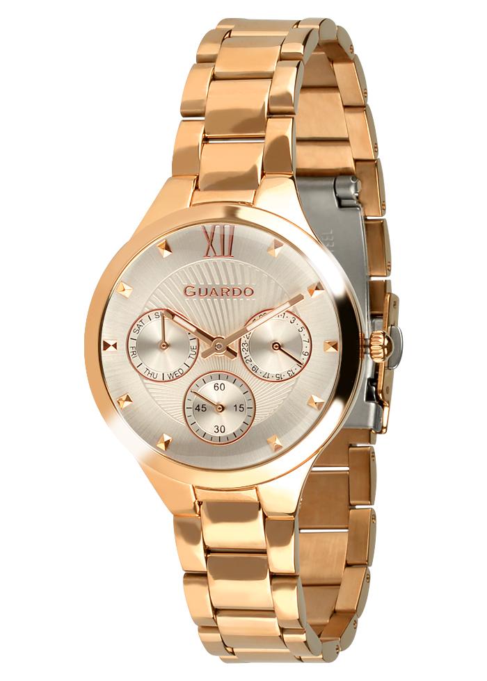 Damski zegarek Guardo Premium 012244-5