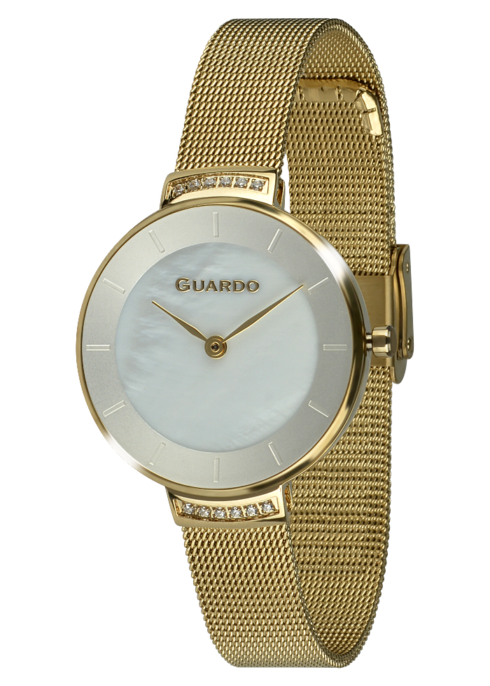 Damski zegarek Guardo Premium 012439-4