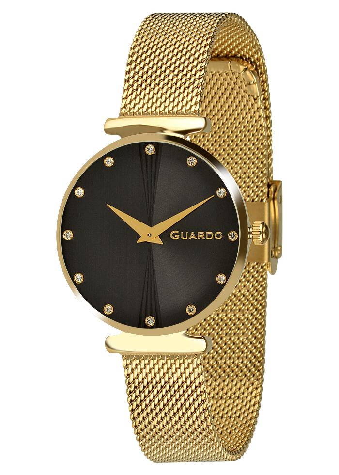 Damski zegarek Guardo Premium 012457(1)-4