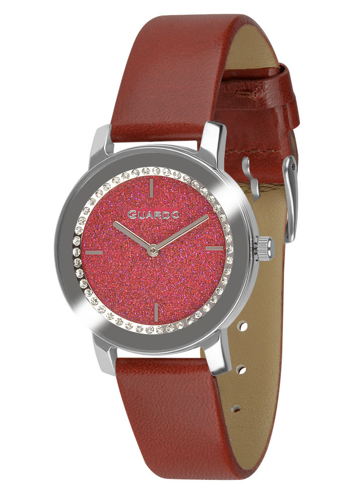 Damski zegarek Guardo Premium 012477-3