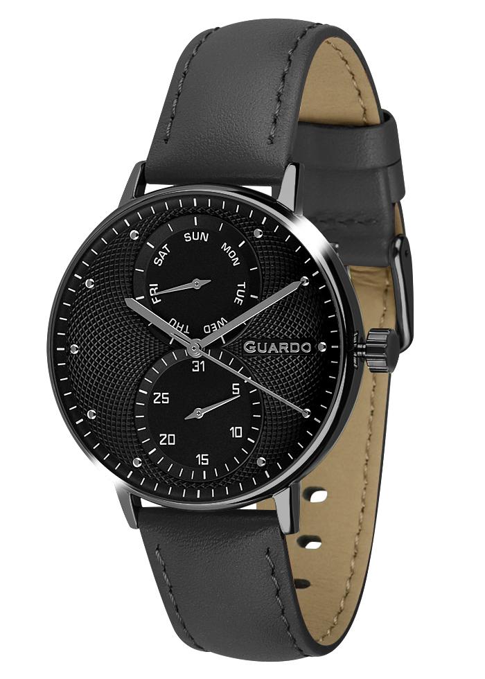 Męski zegarek Guardo Premium 012522-5