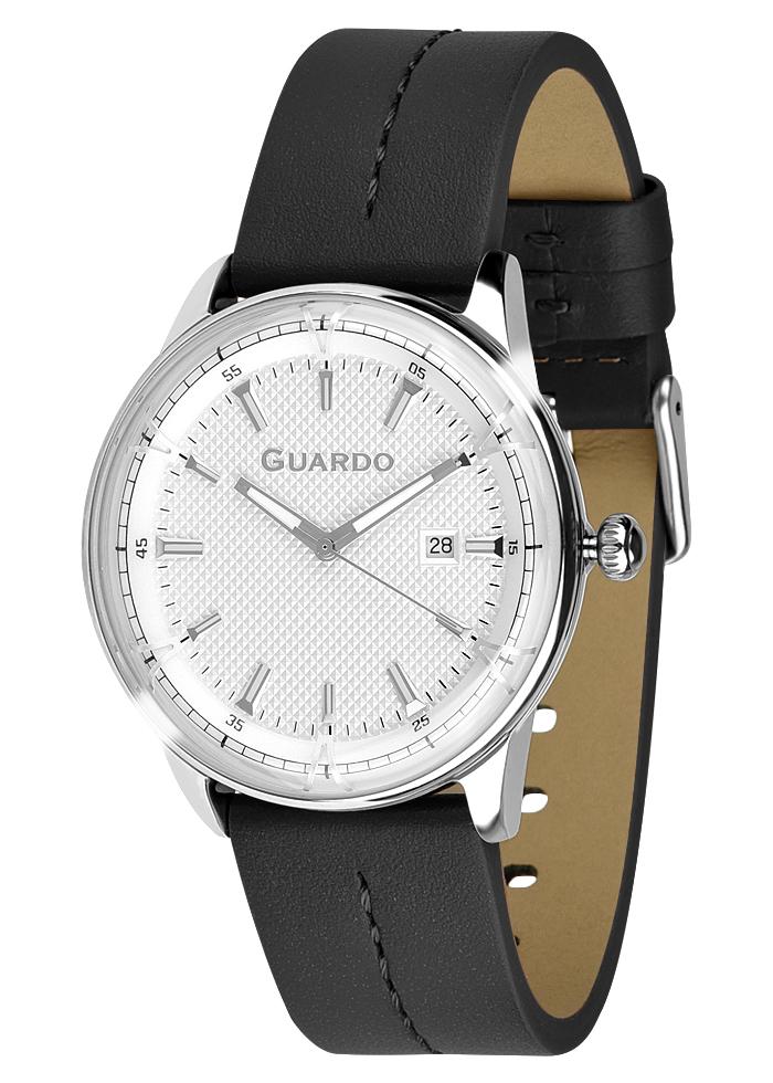 Męski zegarek Guardo Premium 012651-1