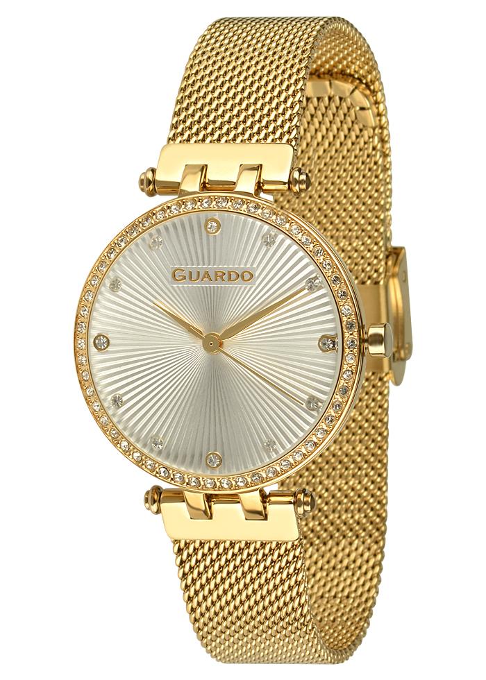 Damski zegarek Guardo Premium B01100-3