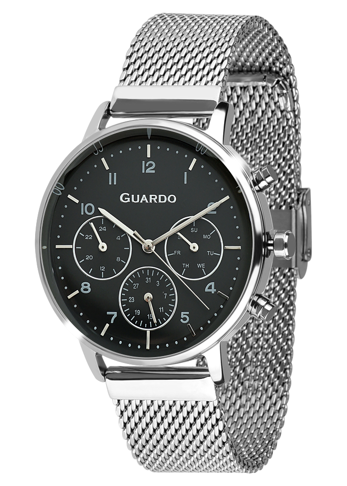 Męski zegarek Guardo Premium B01116-1