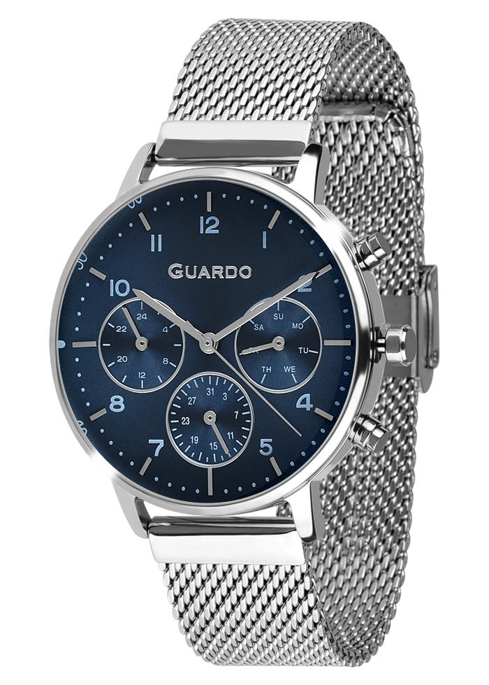Męski zegarek Guardo Premium B01116-3
