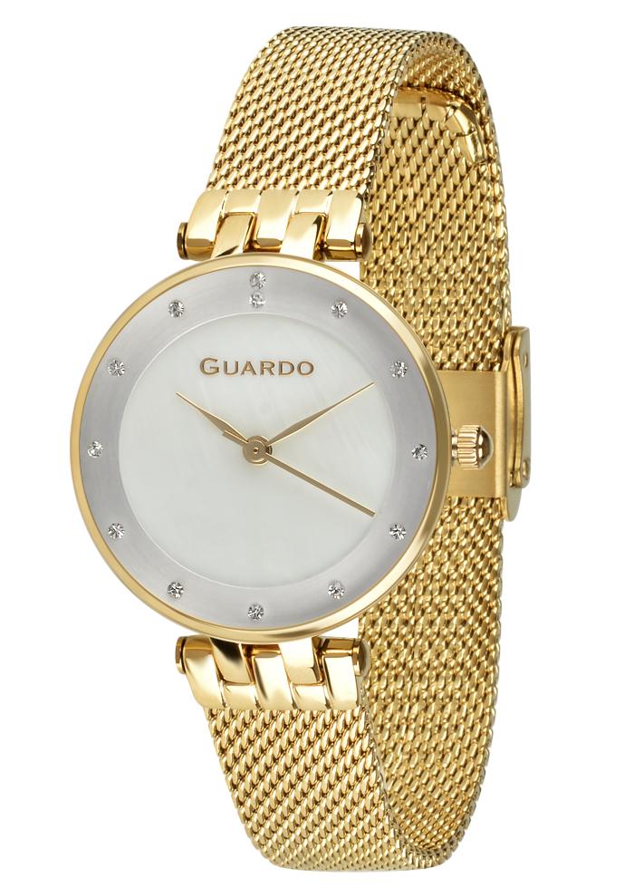 Damski zegarek Guardo Premium B01206-4