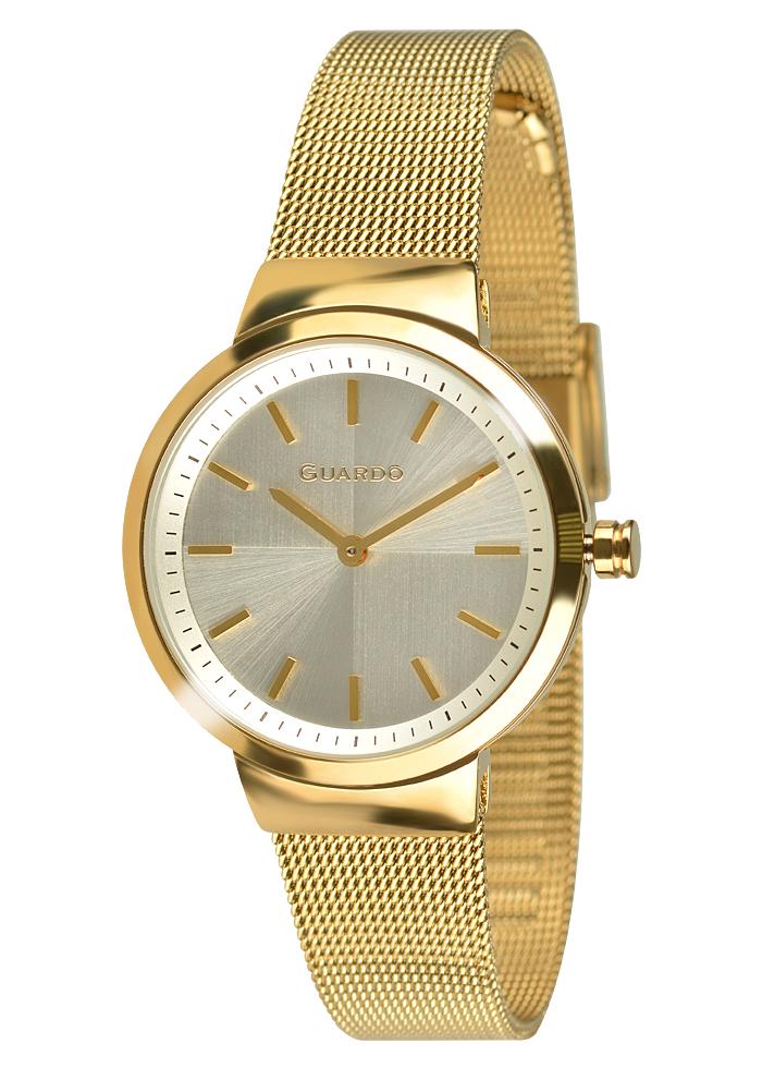 Damski zegarek Guardo Premium B01281-4