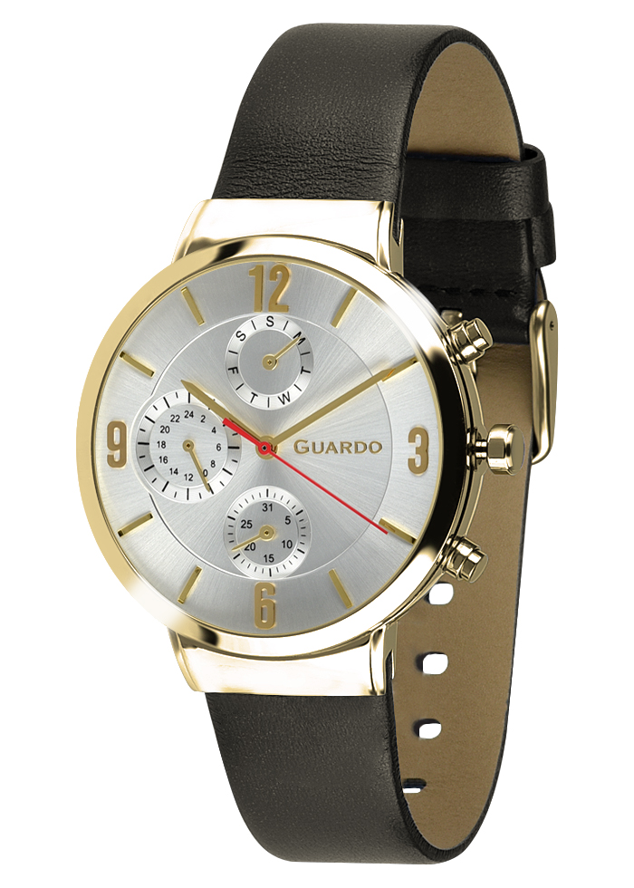Męski zegarek Guardo Premium B01312-4