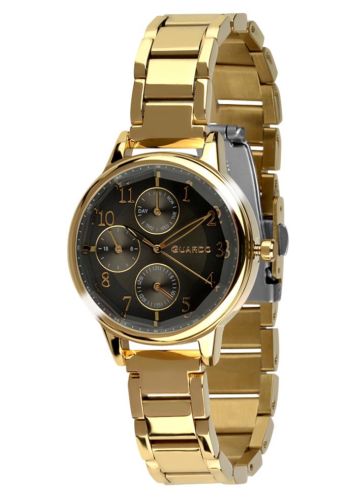 Damski zegarek Guardo Premium B01363-3