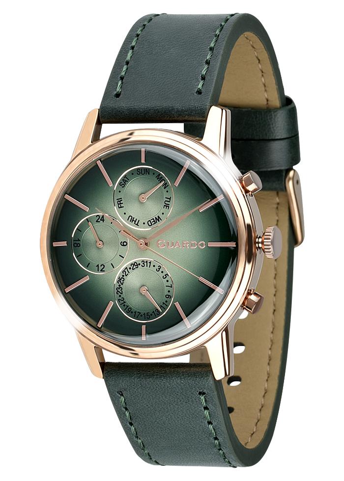 Męski zegarek Guardo Premium B01397-4