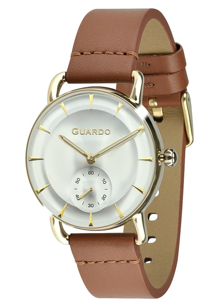 Męski zegarek Guardo Premium B01403-3