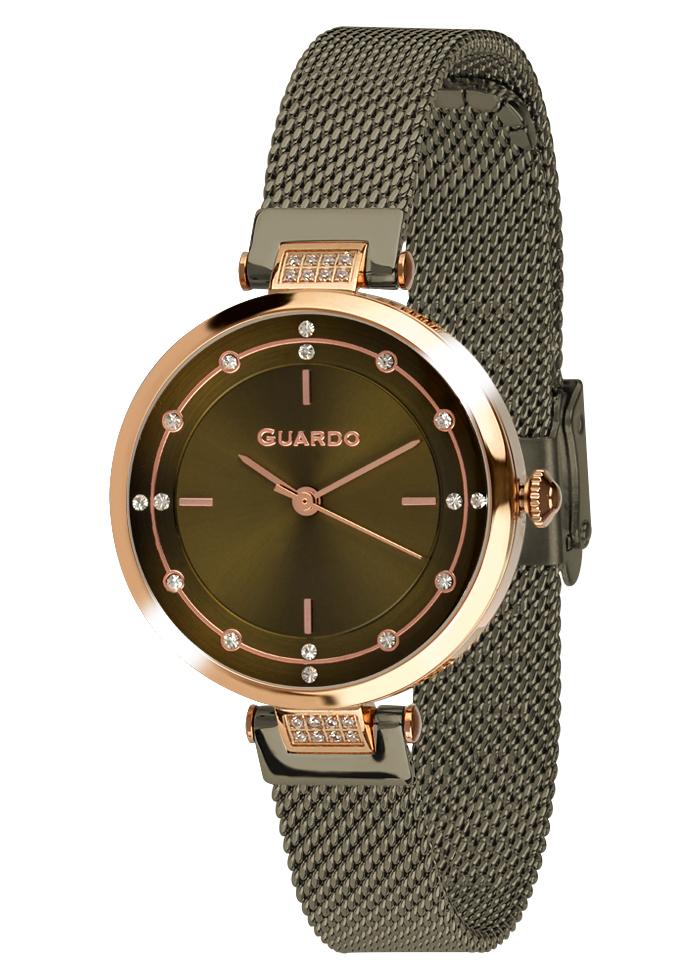 Damski zegarek Guardo Premium T01061(1)-6